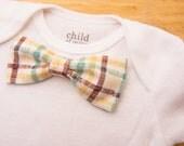baby boy onesie, bow tie onesie, bodysuit baby, bowtie onesie