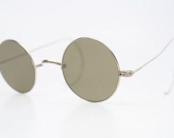 Vintage Eyeglasses Antique glasses Round Eyeglasses