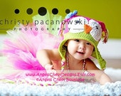Owl Hat - OWLY is sooo CUTE Crochet Earflap Hat PROP Photography - Boy or Girl Sizes Newborn to Preteen by AngelsChest