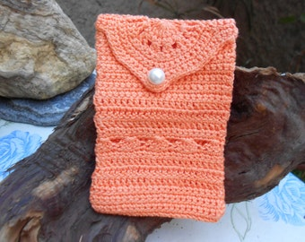 Mobile case crochet , phone case, camera case
