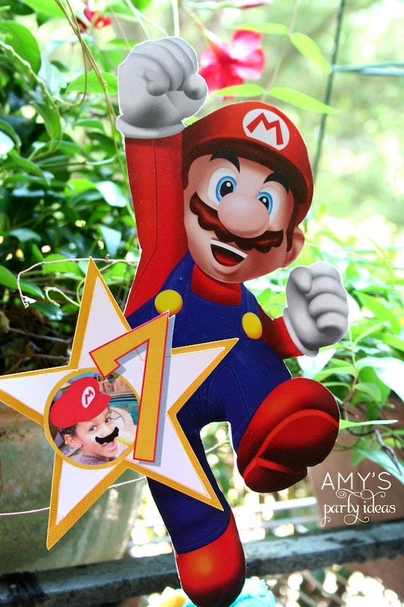 Super Mario Birthday Party Super Mario Birthday Super Mario