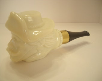 Vintage 1970s Avon PONY EXPRESS RIDER Pipe, Tai Winds Cologne (3)