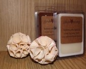 Soy Tart Clamshell Packs, 2 packs PICK YOUR SCENTS