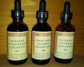 CAT'S CLAW BARK (Unicaria Tomentosa Samento) Glycerite Herbal Tincture, 2, 4 and 8 oz