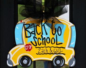 School Door Hanger, Classroom Door Decor, Classroom Sign, School Decor