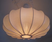 Lampshade, Pendant lamp made in vintage retro style,