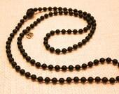 Impermanence  - Unisex 108 (Mala) Meditation / Yoga Necklace