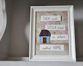 Wedding, Anniversary, New Home gift