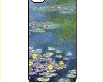 Monet - Water Lilies iPhone Case / Cover - iPhone 4 / 4s, 5 / 5s, 6 / 6 Plus, Samsung Galaxy s4, s5