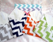 Sandwich Wrap Reusable, Sandwich Wrap, Eco Friendly Wrap, Snack Pouch, Snack Bag, Chevron Wrap, School Lunch, Stocking Stuffer, Teacher Gift