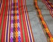 Grey Aguayo Fabric