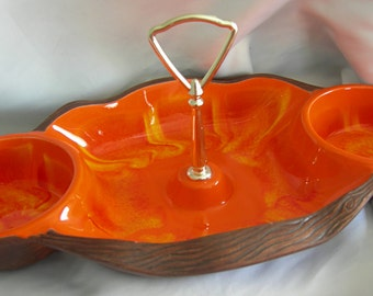 Popular items for canape serving on etsy for Canape serving platters