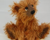 NOW RESERVED / HARRY mohair artist bear,4 inches