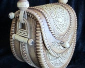 "Hand made Birch Bark HandBags ""Temptation"" / Very Unuque ..."