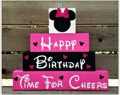 Minnie Mouse Birthday Display