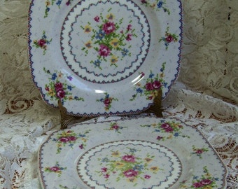 Royal Albert Dessert Plates - Salad - Bread and Butter - England China