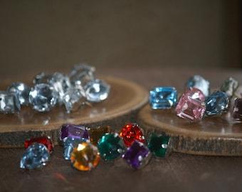 Push Pins Jeweled Thumb Tacks Chic Push Pins Diamond Thumbtacks Push Pins Pushpins
