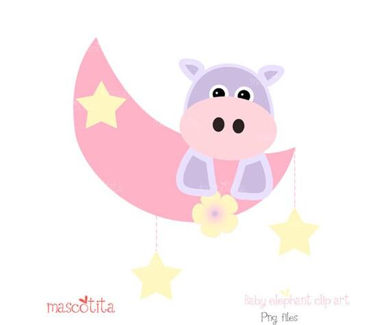 baby hippo clipart - photo #49