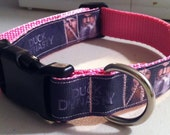 Duck Dynasty handmade dog collar