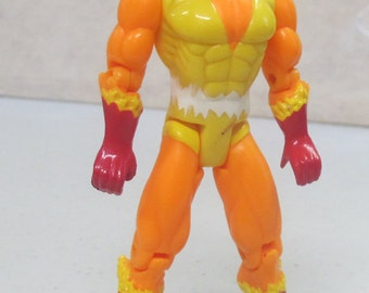 """Vintage Action Figure 5"""" firelord"""