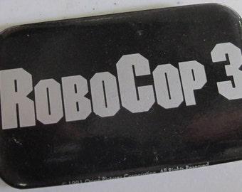 Vintage Collectible button robobop 3