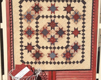 Star Gatherings PDF quilt pattern