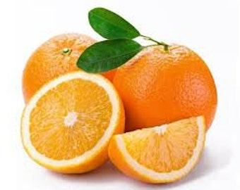 1/3oz Natural Orange Essential Oil in Roll-on Bottle, Lotions and Potions