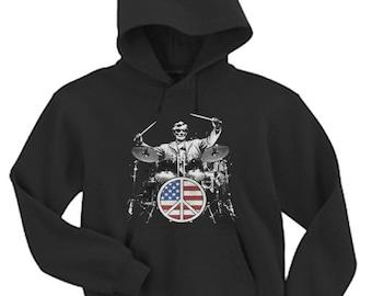 Adult Hoodie / Drummer