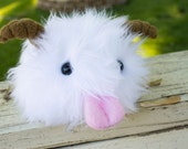 RESERVED - Poro Plushie from League of Legends Stuffed Animal Poro Plush Toy