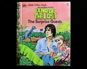 Sid and Marty Krofft's Land of the Lost: The Surprise Guests - A Little Golden Book