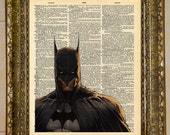 Batman Dictionary Art