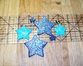 Gumpaste Stars (6)