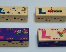 Secret Puzzle Boxes (Letter L)