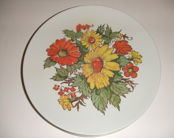 Set of 4 Melamine Plates