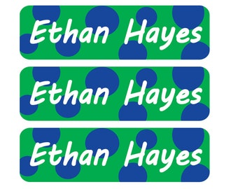 Dishwasher Safe Labels - Great for daycare, preschool, and school