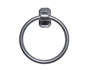 Iron Towel Ring Traditional Style