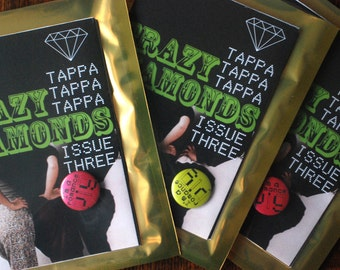 Tappa Tappa Tappa Issue 3 - Crazy Diamonds