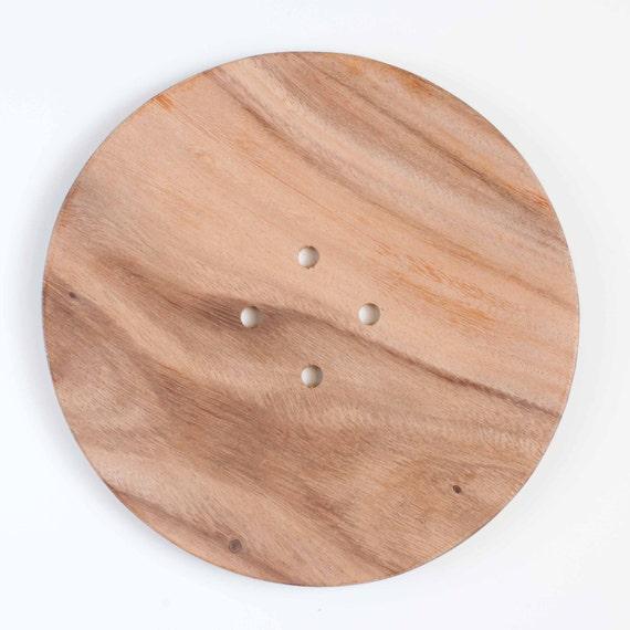 Sale unfinished wood pot holder eco friendly decor