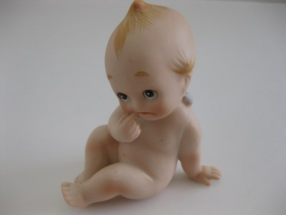 On Sale Bisque Porcelain Kewpie Doll Angel By