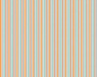 Fabric by the Yard Riley Blake All Star 2 Stripe, discontinued by manufacturer