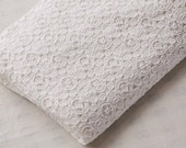 Wedding Lace Fabric Cotton Lace Fabric By The Yard Wholesale Lace Fabric  S87