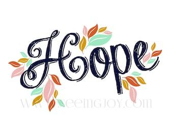 Hope (Instant Download)