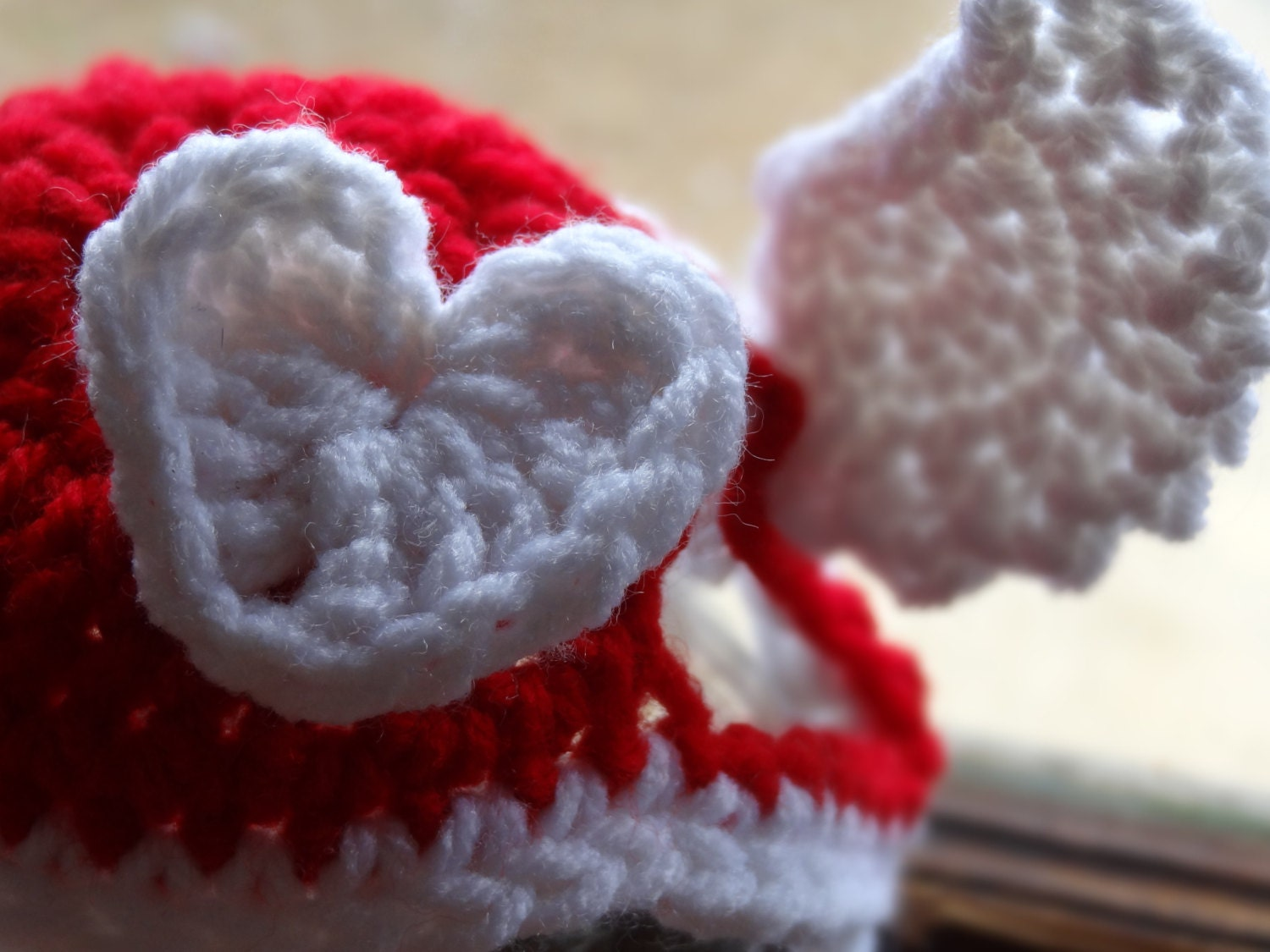 Cupid Cat Hat Hat for Cats Valentine's Day Cats The