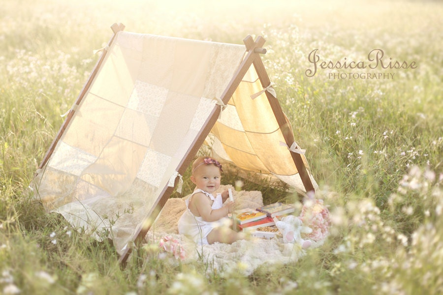 Book Cover Photography Prop ~ Kids photography props patchwork tent cover photo prop