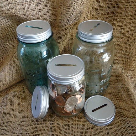 how to make donation jars