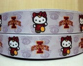 Iowa State Cyclone Ribbon
