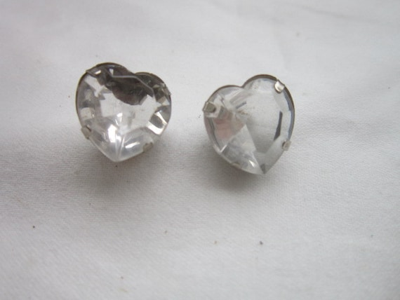 items similar to vintage faceted plastic post