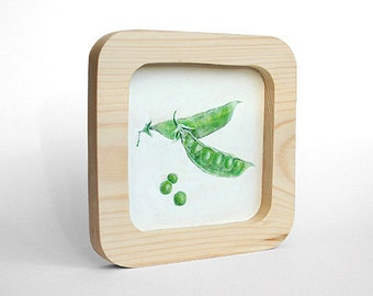 Popular items for wood kitchen art on Etsy