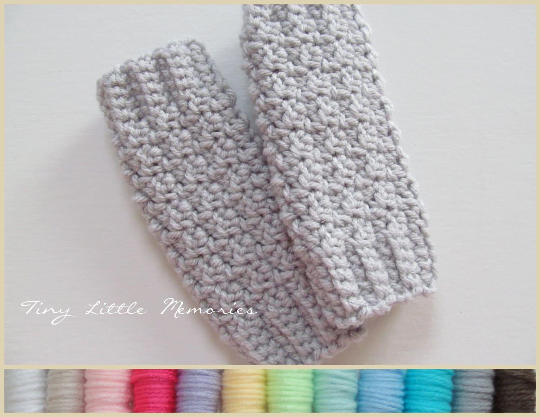 Leg Warmers for Baby Baby Leg Warmers Crochet Leg Warmers