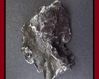 Classic Antique (STARDUST Specimen Russian Sikhote-Alin, Soviet CCCP, USSR Cosmic Curiosity: Ancient Patina) Mystical Metaphysical Meteorite